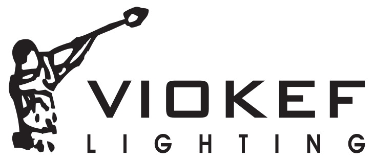 Viokef Lighting Logo
